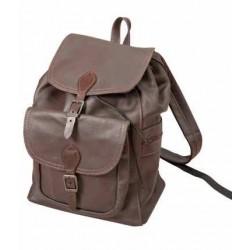 Batoh kožený - malý